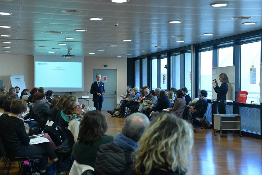 Leonardo Draghetti -  Direttore generale dell'Assemblea legislativa e Tecnico della Partecipazione