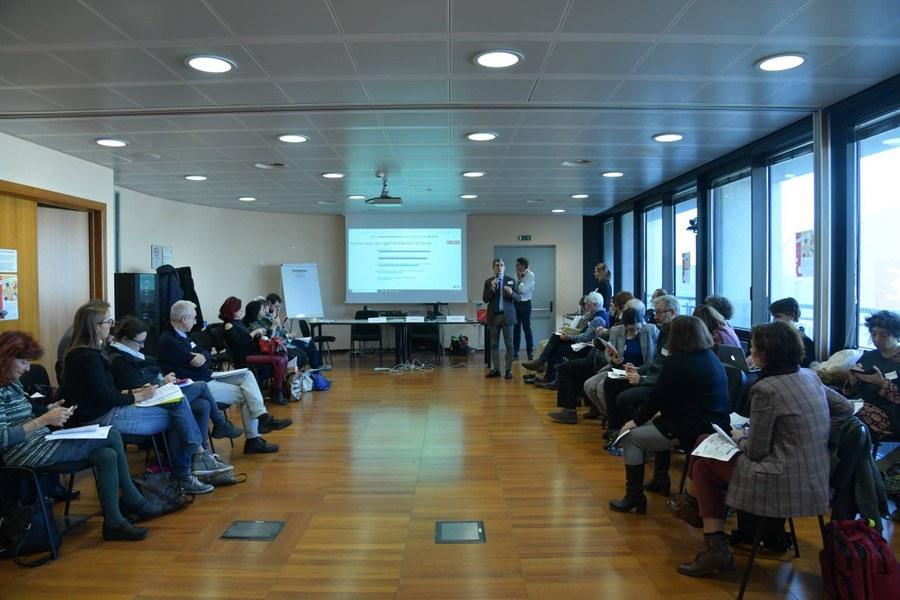 Francesco Raphael Frieri - Direttore generale della Direzione Risorse, Europa, Innovazione e Istituzioni