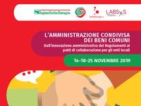 Amministrazione Condivisa: il report delle giornate seminariali di Labsus
