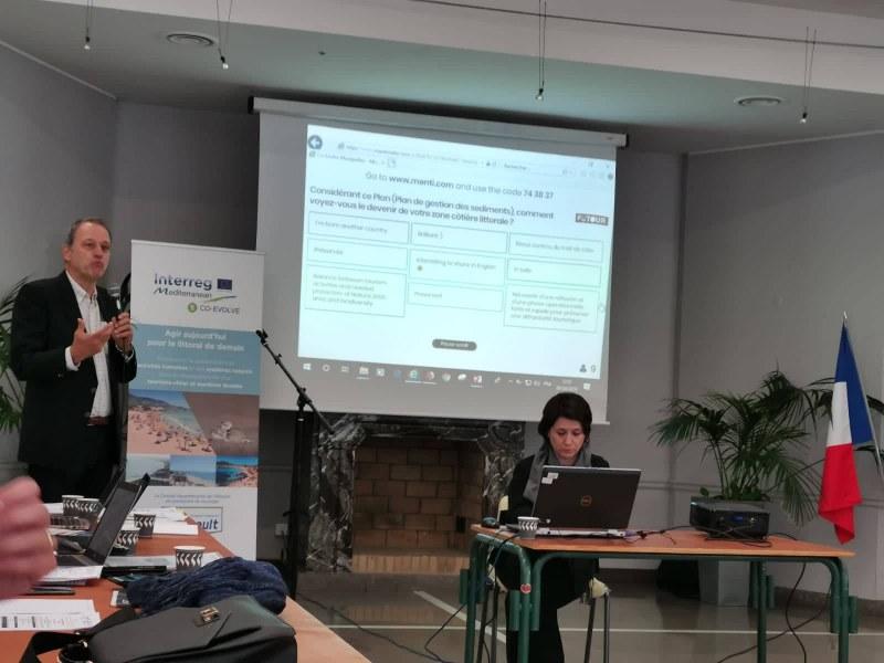 Comitato Direttivo a Montpellier-1