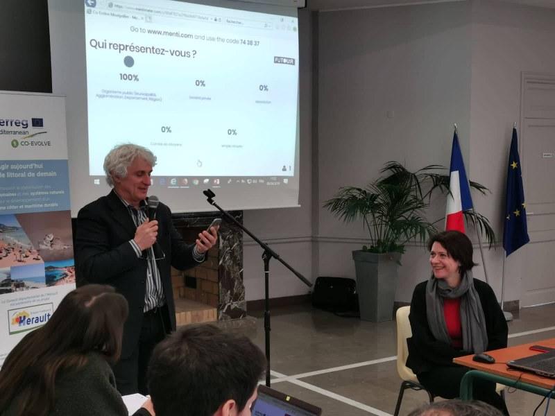 Comitato Direttivo a Montpellier-4
