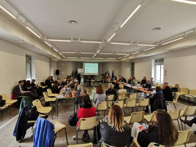 Comitato Direttivo a Montpellier-6