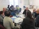 I gruppi riflettono sullo stato dell'arte nell'area portuale