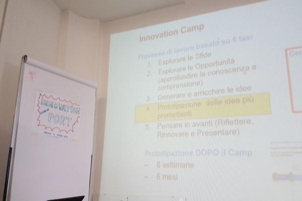 Foto 3 - Agenda dell'Innovation Camp