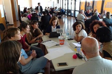 Incontri di co-progettazione della comunità di pratiche partecipative