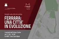 Dialoghi sulla città che cambia – Ferrara: una città in evoluzione