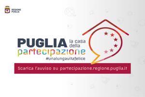 Puglia: pubblicato il Bando della Partecipazione