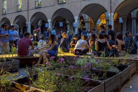 A Bologna la partecipazione è Rock