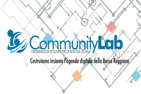 Community Lab. Contaminazioni resilienti per un new deal digitale