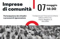 Imprese di comunità, partecipazione dei cittadini e processi di rigenerazione
