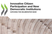 'Innovative Citizen Participation and New Democratic Institutions'