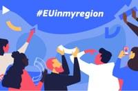 Al via #EUinmyregion: racconta l'Europa nella tua regione