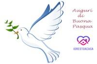 Auguri per una Pasqua di pace e serenità