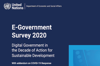E-Government Survey 2020
