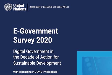 E-Government Survey 2020
