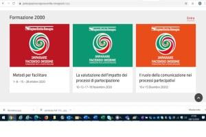 Formazione della Partecipazione 2020