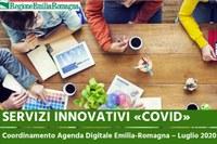 Nuove tecnologie per l'emergenza Covid: i servizi innovativi di Comuni e Unioni di Comuni