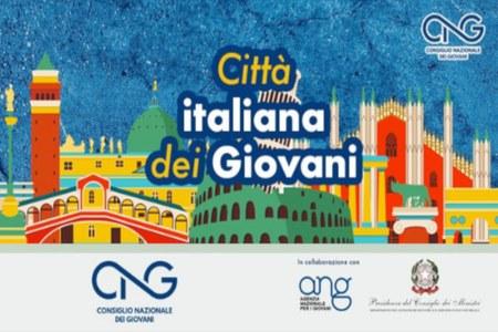Premio Città Italiana dei Giovani per il 2021