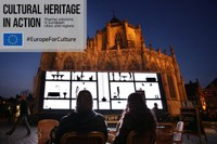 "Progetto Europeo ""Cultural Heritage in Action"""