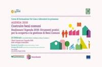 Agenda 2030: Costruire beni comuni