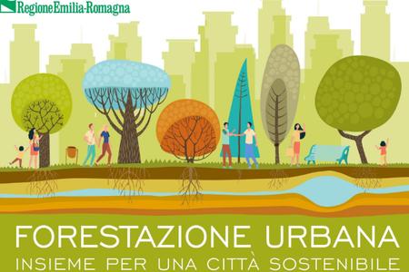 Forestazione Urbana, insieme per una città sostenibile