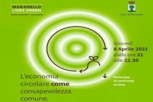 Maranello Likes Green