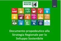 Regione Marche: Strategia regionale per uno Sviluppo Sostenibile
