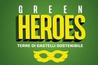 Secret Mission: GREEN HEROES