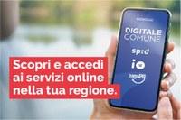 Servizi online e trasformazione digitale della PA: online il sito Digitale Comune