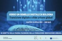 Verso un gemello digitale di Bologna: il 2° incontro online