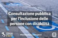 Verso una piena inclusione delle persone con disabilità