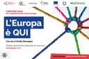 L'Europa è QUI, il nuovo concorso per i beneficiari dei Fondi europei