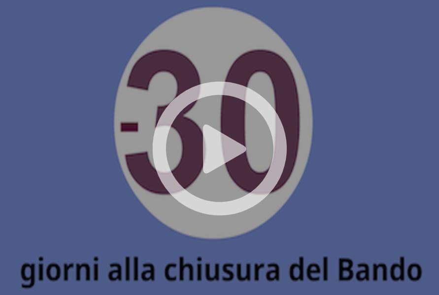 Bando tematico 2019 - countdown