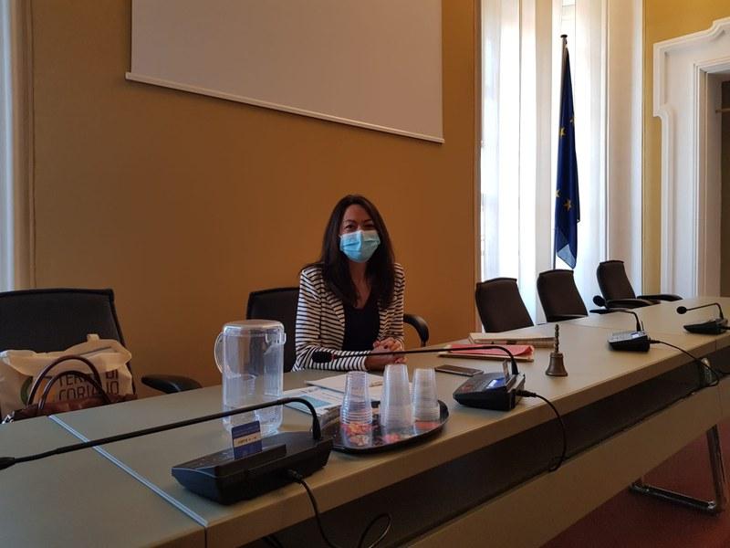 Irene Priolo - Assessore Ambiente, difesa del suolo e della costa, protezione civile – RER