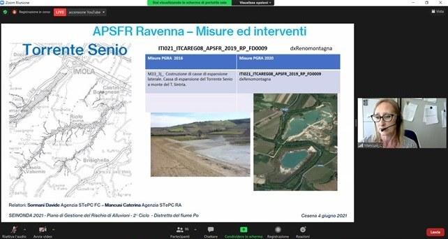 PGRA Focus sulle misure di prevenzione e protezione Caterina Mancusi