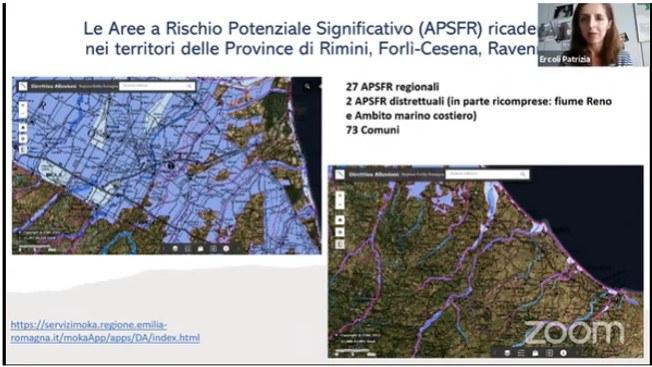 PGRA Il quadro conoscitivo: APSFR -  Patrizia Ercoli