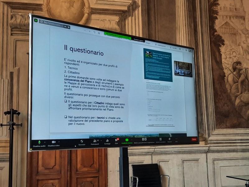 SEINONDA 2021: la Piazza e il questionario  Sabrina Franceschini