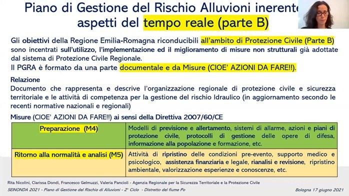 ARSTPC misure di preparazione e alla normalità e analisi Valeria Pancioli