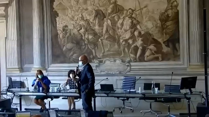 Interventi e domande: Bruno Pasquini Sindaco di Monzuno