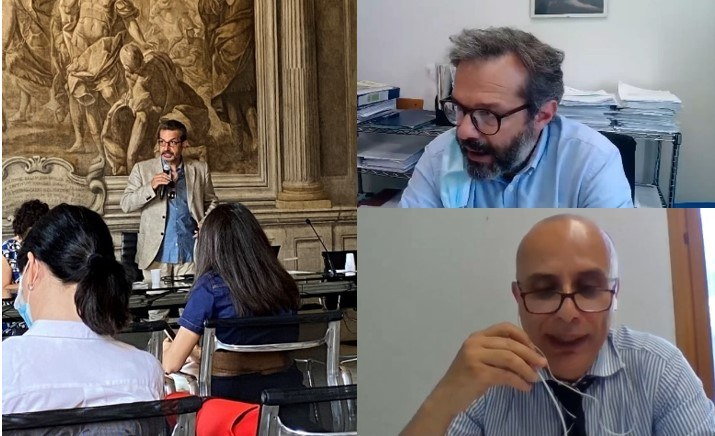 Interventi in risposta: Davide Parmeggiani - Andrea Colombo - Massimo Valente