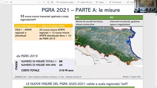 PGRA parte A: le misure Monica Guida