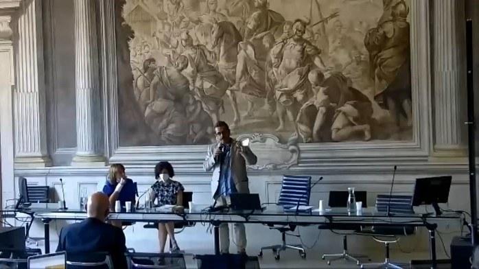 Intervento in risposta: Davide Parmeggiani