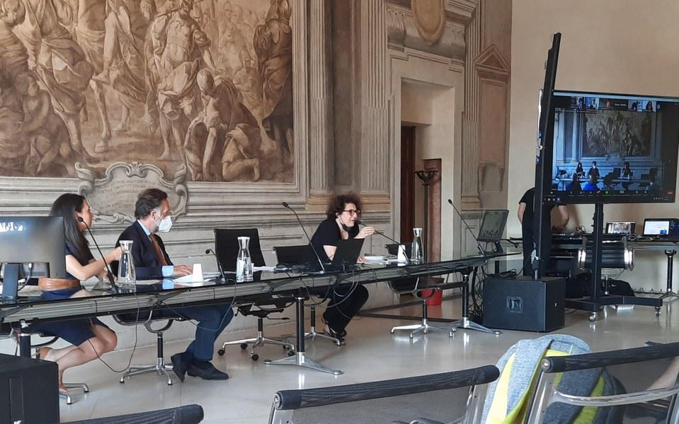 Saluti istituzionali e introduzione ai lavori Valentina Orioli – Vice Sindaca di Bologna