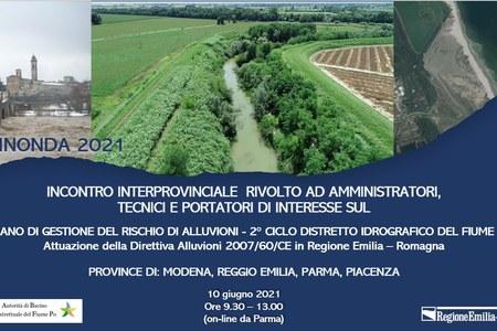 2^ videoconferenza - Parma 10 Giugno 2021