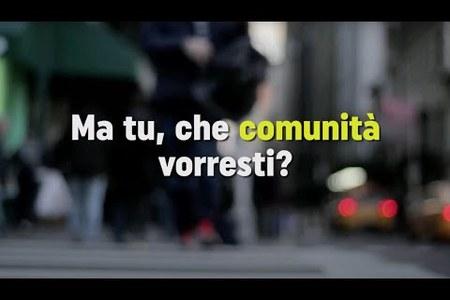 La campagna promuove la partecipazione dei cittadini: spot 1