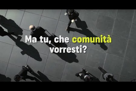 La campagna promuove la partecipazione dei cittadini: spot 2
