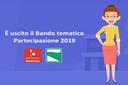 Presentazione del Bando tematico Partecipazione 2019